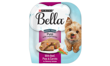 Bella Review Module Pate with Veggies