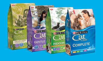 See Cat Chow Products