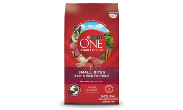 Purina ONE Dog Small Bites Review CTA