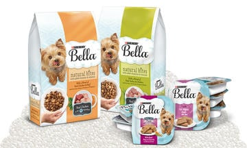 Bella wet and dry products