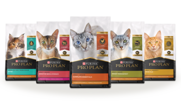 pro plan dry cat food bags