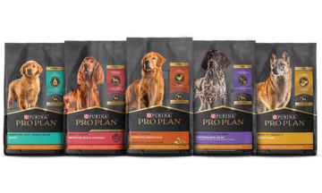 pro plan dry dog products