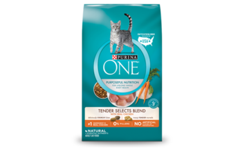 purina one dry cat food review