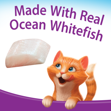 Made with Real ocean Whitefish