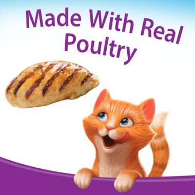Made with Real Poultry