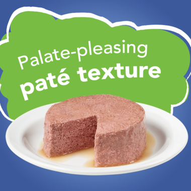 Palate-pleasing pate texture