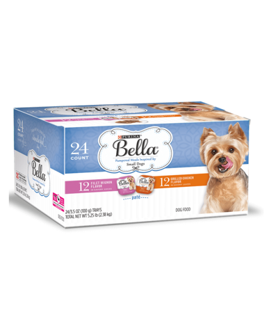 Bella Pate 24 pack