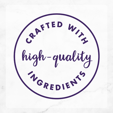 high quality ingrediants