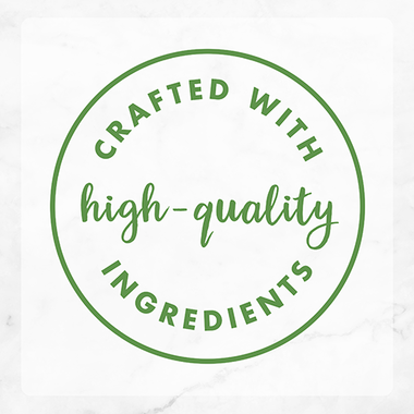high-quality ingredients