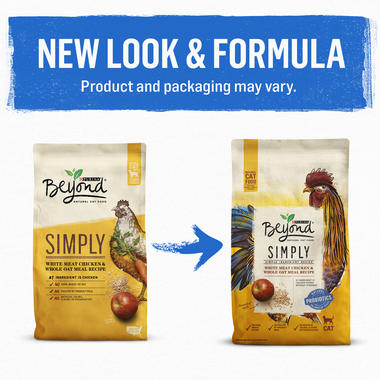 Beyond simply chicken and oat new look