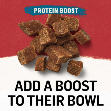 Add a boost to their bowl