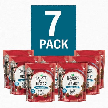 Beyond Mixers jerky 7 pack