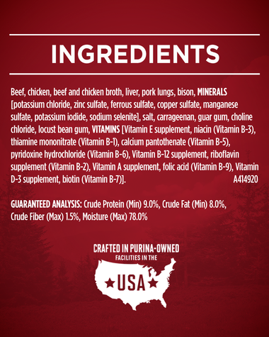 classic ground ingredient facts