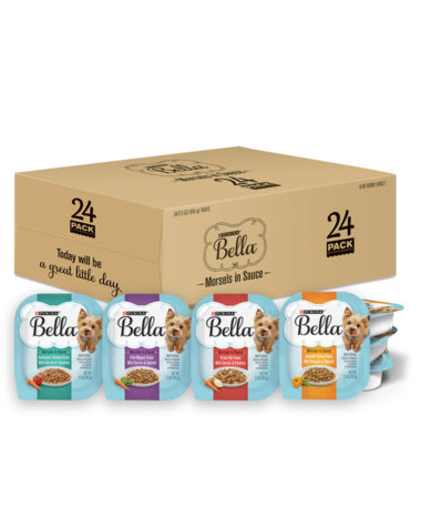 bella morsels in 24 count variety package