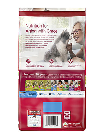 Nutrition for aging with grace