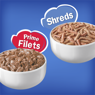 Prime Filets and Shreds