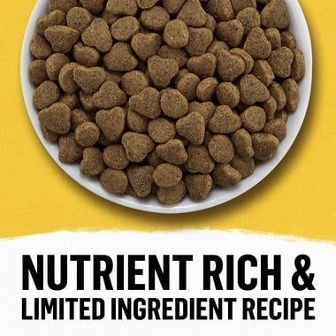 Nutrient rich and limited ingredients