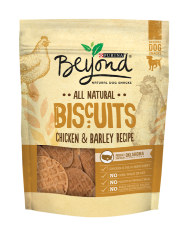 Beyond Biscuits Chicken and Barley