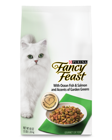 Fancy Feast® Creamy Delights Salmon Wet Cat Food with a Touch of Real Milk