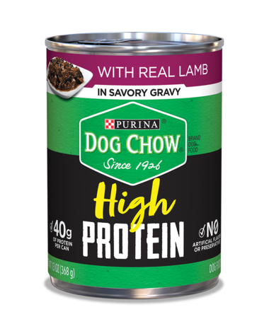 High-protein-lamb-dog-food-in-gravy
