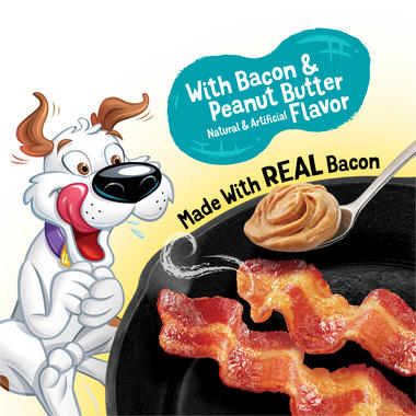 Beggin With Bacon And Peanut Butter Flavor Dog Treats Purina
