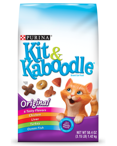Kit & Kaboodle Originals Dry