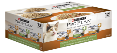 Pro Plan Poultry Variety Pack 12 ct