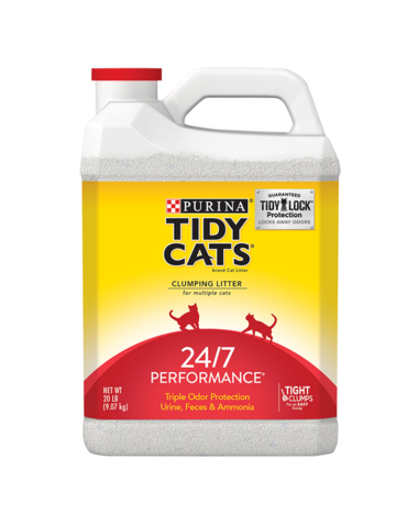 Tidy Cats® 24/7 Performance® Clumping Cat Litter | Purina