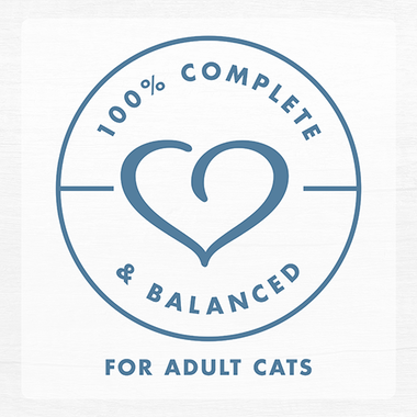 PURELY FANCY FEAST® NATURAL WET CAT FOOD 100% complete and balanced