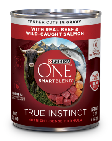 True-Instinct-Real-Beef-Salmon-Wet-Dog-Food-can