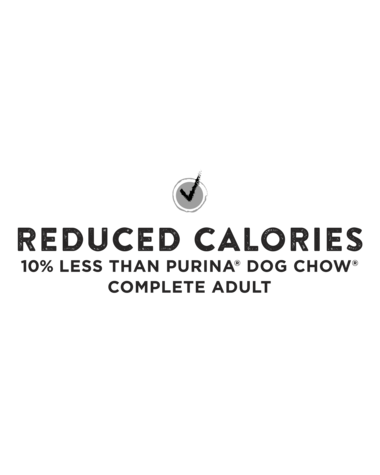 Dog Chow Reducted Calories