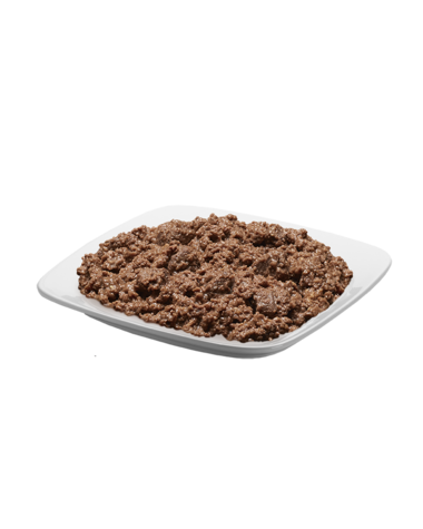 dog-chow-high-protein-ground-beef-plated
