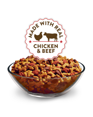 Dog Chow Little Bites For Small Dogs Dog Food bowl & Seal