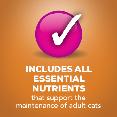 includes all essential nutrients