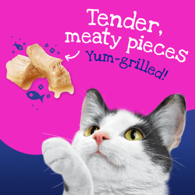 tender meaty pieces
