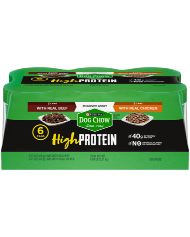 High protein variety pack image