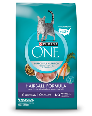 Purina ONE Hairball Formula
