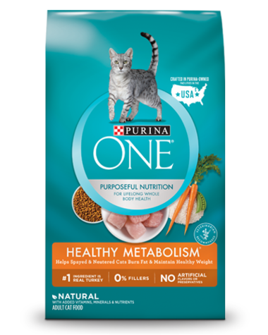 Purina ONE® Healthy Metabolism® Cat