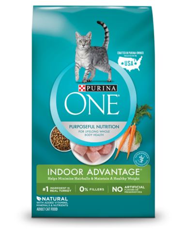Purina ONE Indoor Advantage®
