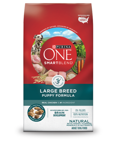 Purina ONE® SmartBlend® Large Breed Puppy Formula Premium Dog Food