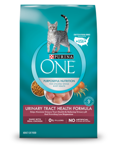 Purina ONE® Urinary Tract Health Formula Cat Food