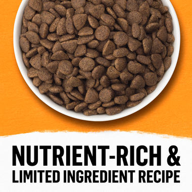 Nutrient rich and limited ingredient recipe
