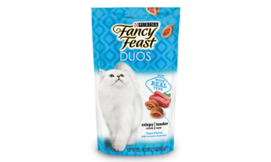 Fancy Feast Duos Tuna