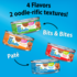 Four Flavors Two Oodle-rific tectures