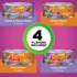 Friskies Poultry Wet Cat Food Variety Pack 32 Count