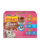 Friskies Gravy Sensations Surfin & Turfin Pouches Wet Cat Food Variety Pack 12 Count