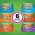 Friskies Pate Wet Cat Food Variety Pack 60 Count