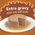 extra gravy your cat will love