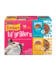 Friskies Lil Grillers Cat Food Topper 18 Count Variety Pack