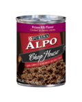 Alpo CHOP HOUSE® PRIME RIB FLAVOR COOKED IN SAVORY JUICES